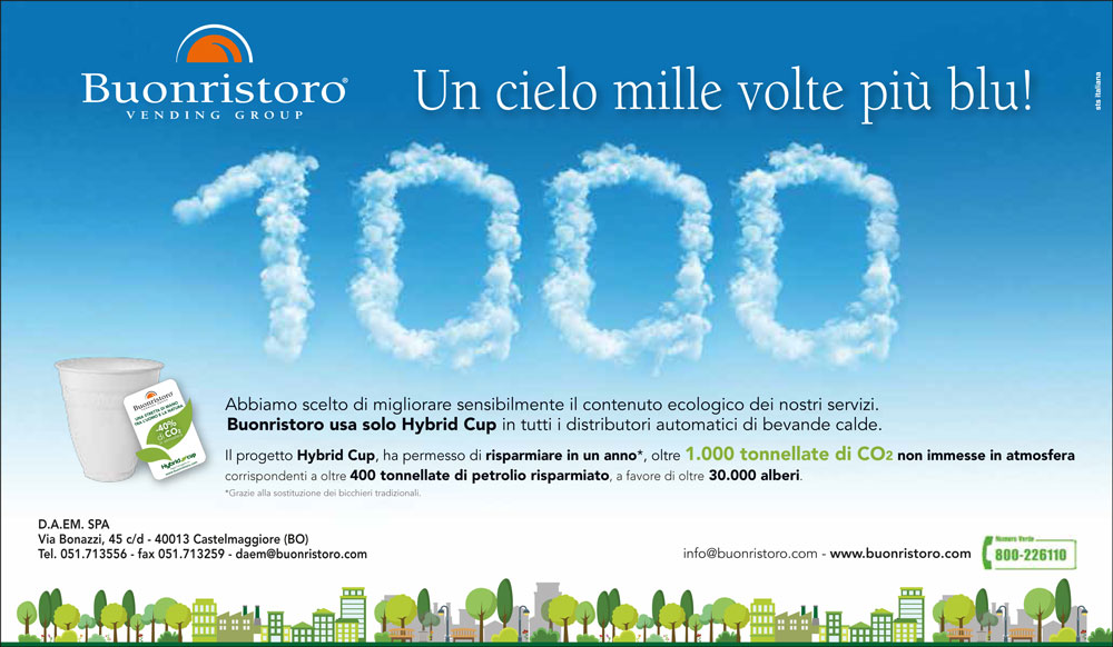 campagna Buonristoro – Vending Group