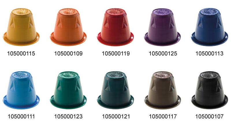 colori capsule Calix CNA24