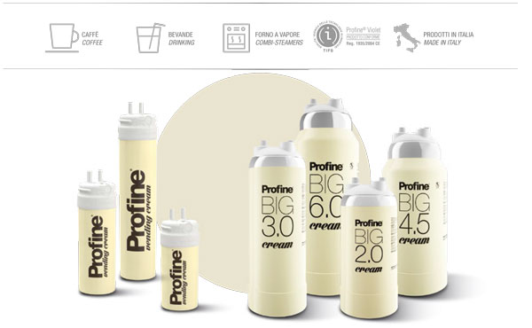 Profine - Serie Cream